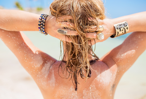 Protect Your Hair Color This Summer