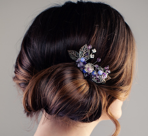 Winter Hair Trends: Accessories